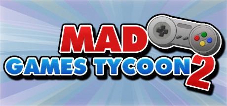 Mad Games Tycoon 2 Cover Image