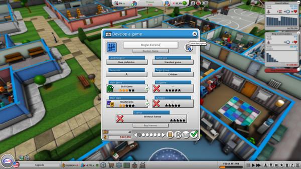 Скриншот №9 к Mad Games Tycoon 2