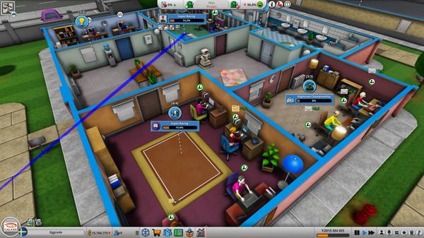 Скриншот №7 к Mad Games Tycoon 2
