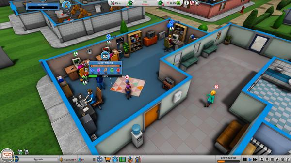 Скриншот №8 к Mad Games Tycoon 2