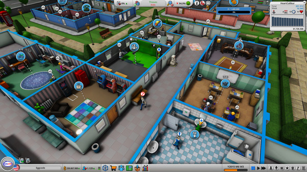 Скриншот №5 к Mad Games Tycoon 2