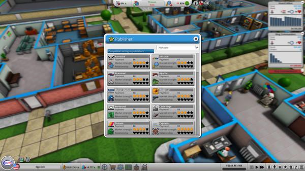 Скриншот №11 к Mad Games Tycoon 2