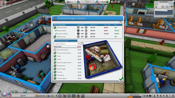 Скриншот №13 к Mad Games Tycoon 2