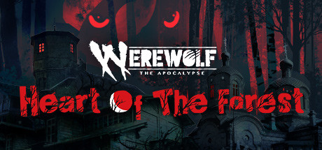 Werewolf: The Apocalypse — Heart of the Forest Cover Image