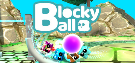 Blocky Ball Cover Image