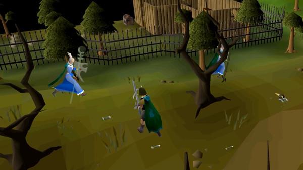 Screenshot of Old School RuneScape