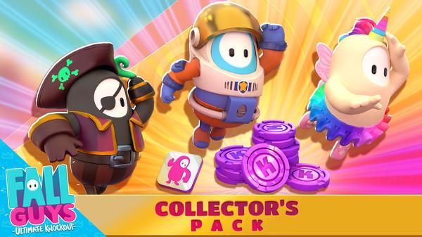 Скриншот №1 к Fall Guys Collectors Pack