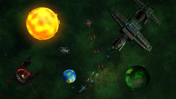 Warspace 2 screenshot