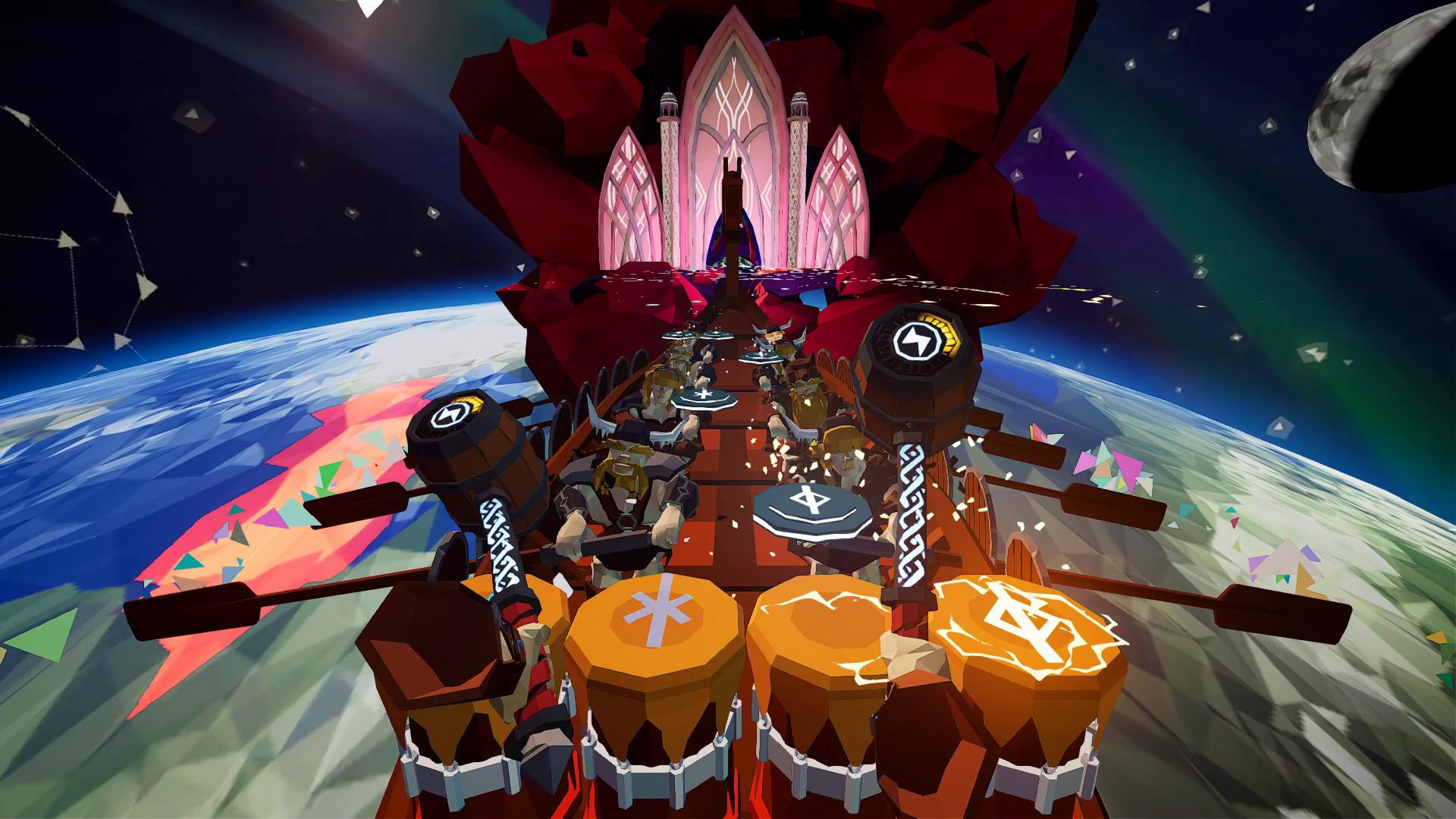 Oculus Quest 游戏《Ragnarock VR》维京时代插图(3)