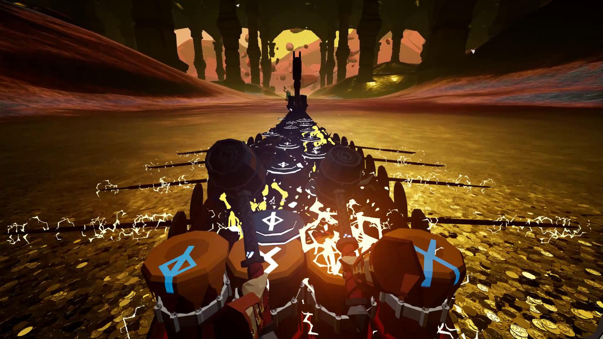 Oculus Quest 游戏《Ragnarock VR》维京时代插图(2)