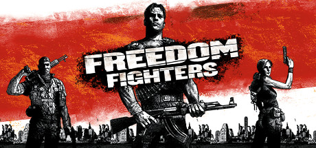 Freedom Fighters Cover Image
