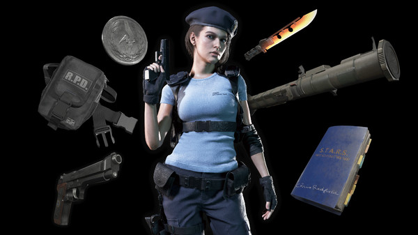 Скриншот №1 к Resident Evil 3 - все игровые награды