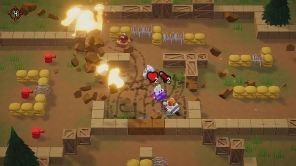 Tank Quest screenshot
