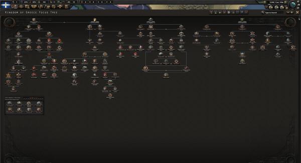 Скриншот №9 к Expansion - Hearts of Iron IV Battle for the Bosporus