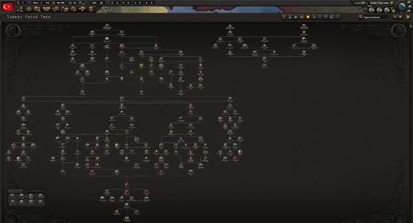 Скриншот №7 к Expansion - Hearts of Iron IV Battle for the Bosporus