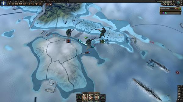 Скриншот №3 к Expansion - Hearts of Iron IV Battle for the Bosporus