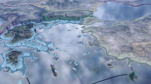 Скриншот №2 к Expansion - Hearts of Iron IV Battle for the Bosporus