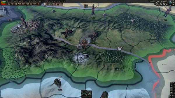 Скриншот №4 к Expansion - Hearts of Iron IV Battle for the Bosporus