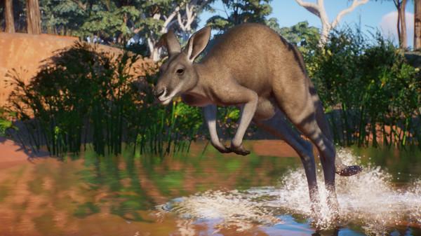 Скриншот №4 к Planet Zoo Australia Pack