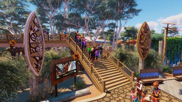 Скриншот №9 к Planet Zoo Australia Pack