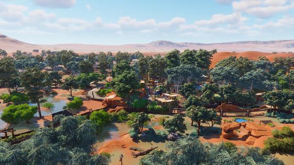Скриншот №1 к Planet Zoo Australia Pack