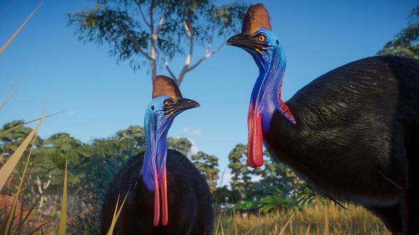 Скриншот №8 к Planet Zoo Australia Pack