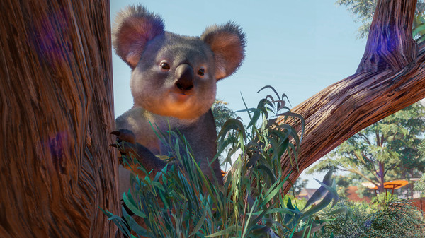 Скриншот №2 к Planet Zoo Australia Pack