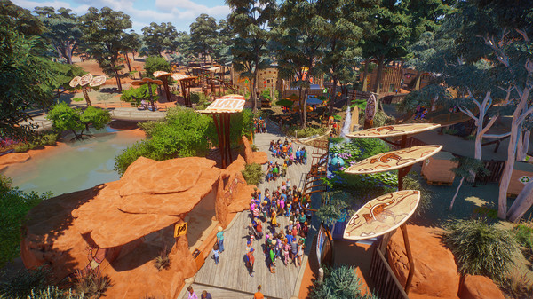 Скриншот №7 к Planet Zoo Australia Pack