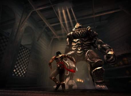 Скриншот №1 к Prince of Persia Warrior Within™
