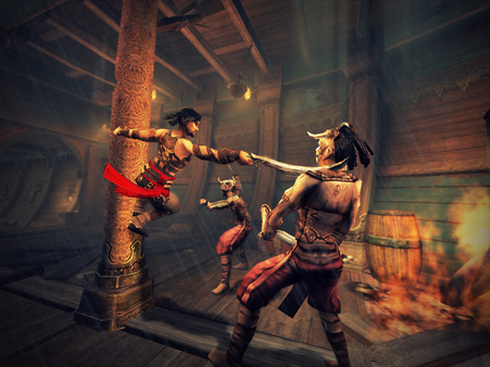 Prince of Persia: Warrior Within (PoP WW) скриншот