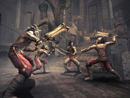 Скриншот №4 к Prince of Persia Warrior Within™