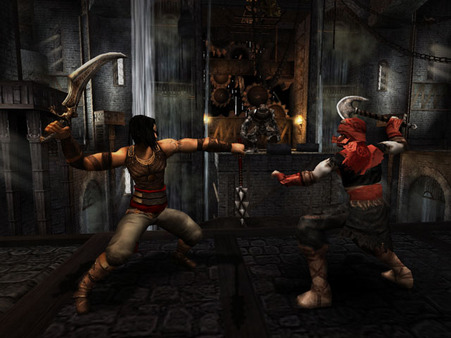 Скриншот №8 к Prince of Persia Warrior Within™