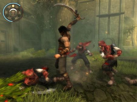 Скриншот №9 к Prince of Persia Warrior Within™