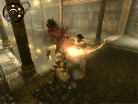 Скриншот №12 к Prince of Persia Warrior Within™