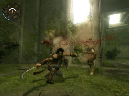 Скриншот №15 к Prince of Persia Warrior Within™
