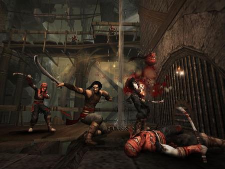 Скриншот №16 к Prince of Persia Warrior Within™