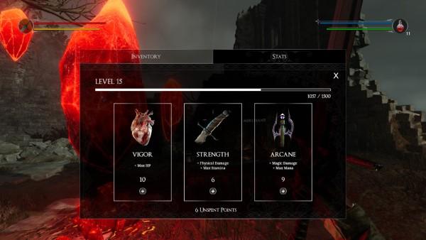 Stats Window Screenshot 600 | RPG Jeuxvidéo