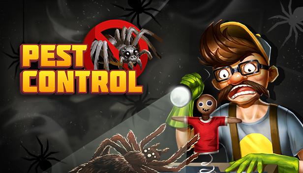 Pest Control op Steam
