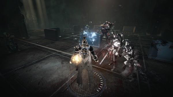 Скриншот №3 к Warhammer 40000 Inquisitor - Martyr - Charybdis Outpost