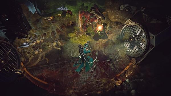 Скриншот №2 к Warhammer 40000 Inquisitor - Martyr - Charybdis Outpost