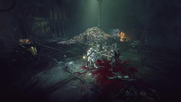 Скриншот №4 к Warhammer 40000 Inquisitor - Martyr - Charybdis Outpost
