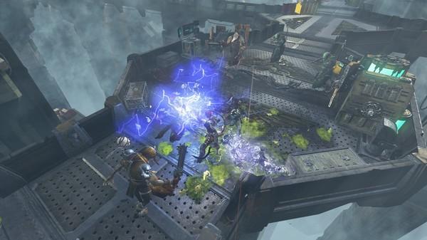 Скриншот №5 к Warhammer 40000 Inquisitor - Martyr - Charybdis Outpost