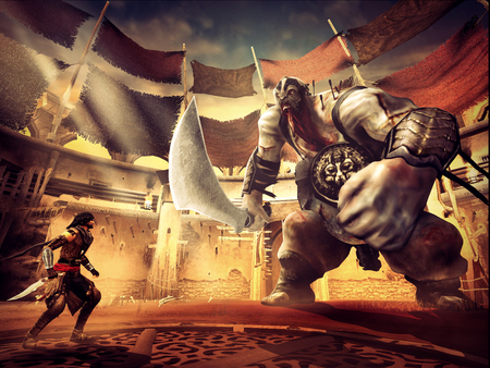 Скриншот №1 к Prince of Persia The Two Thrones™