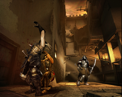 Prince of Persia: The Two Thrones (PoP TTT) скриншот