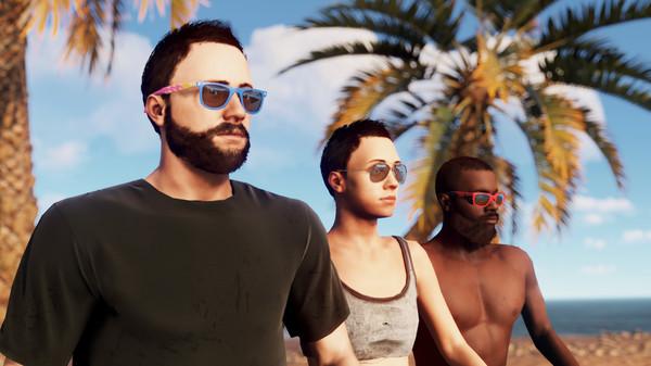 Скриншот №14 к Rust - Sunburn Pack