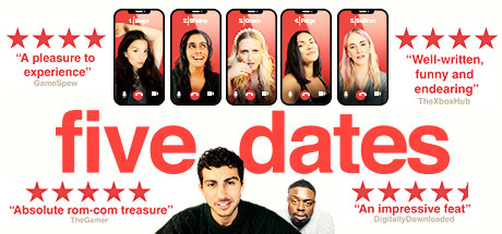 Five Dates Cover Image