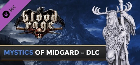 Blood Rage: Digital Edition - Mystics of Midgard Torrent Download