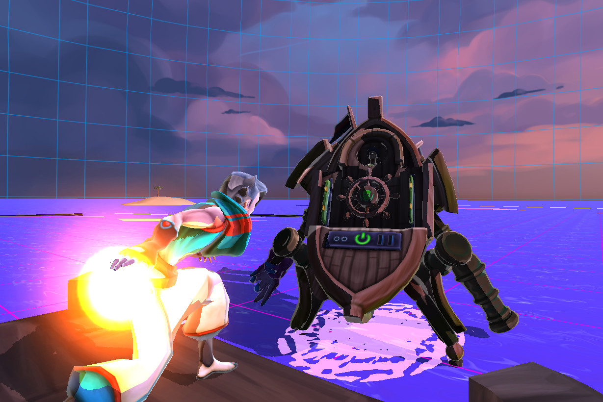 Oculus Quest 游戏《Arcaxer VR RPG游戏》奥术黑客插图(2)