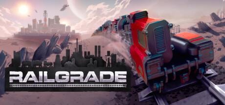 RAILGRADE Cover Image
