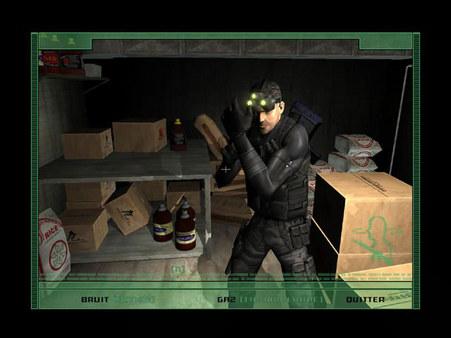 Скриншот №1 к Tom Clancys Splinter Cell®